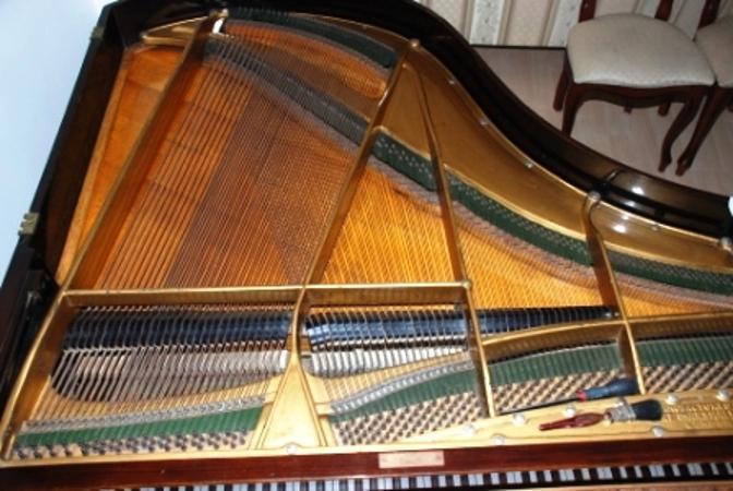 David Boyce Piano Services