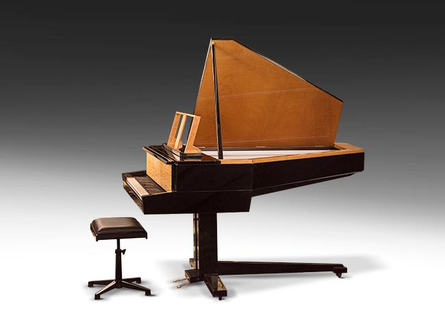 Lindner grand piano